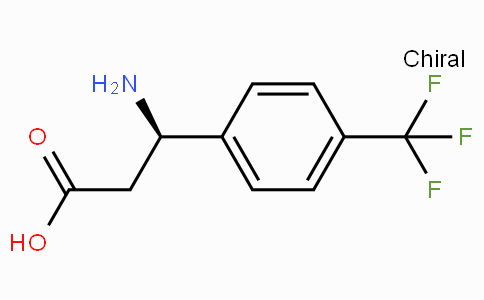 (R)-3-Amino-3-(4-trifluoromethyl-phenyl)-propionic acid