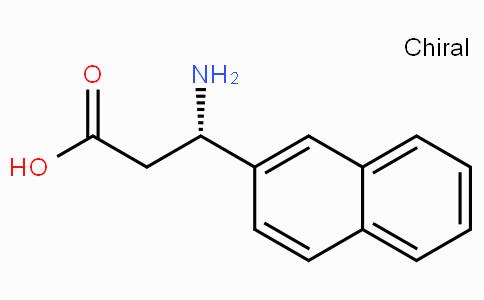 (S)-3-Amino-3-(2-naphthyl)-propionic acid