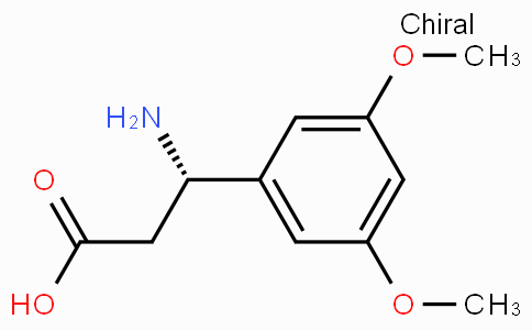 (S)-3-Amino-3-(3,5-dimethoxy-phenyl)-propionic acid