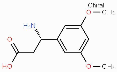 (S)-3-Amino-3-(3,5-dimethoxy-phenyl)-propionic acid