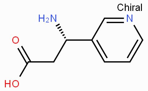 (S)-3-Amino-3-(3-pyridyl)-propionic acid