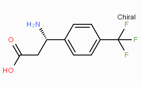 (S)-3-Amino-3-(4-trifluoromethyl-phenyl)-propionic acid