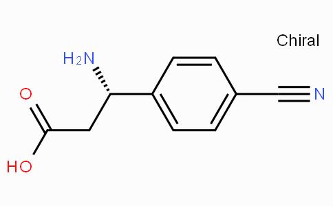 (S)-3-Amino-3-(4-cyano-phenyl)-propionic acid