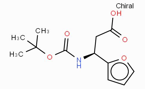 Boc-(S)-3-Amino-3-(2-furyl)-propionic acid