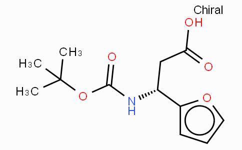 Boc-(R)-3-Amino-3-(2-furyl)-propionic acid