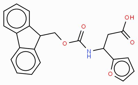 Fmoc-(S)-3-Amino-3-(2-furyl)-propionic acid