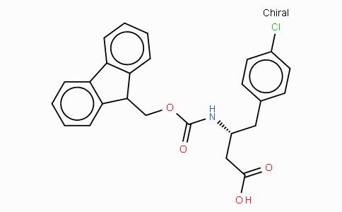 Fmoc-(R)-3-Amino-4-(4-chloro-phenyl)-butyric acid