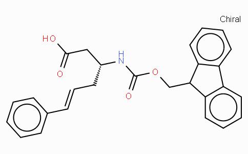 Fmoc-(R)-3-Amino-(6-phenyl)-5-hexenoic acid