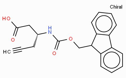 Fmoc-(R)-3-Amino-5-hexynoic acid