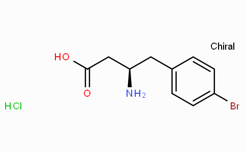 (R)-3-Amino-4-(4-bromo-phenyl)-butyric acid-HCl