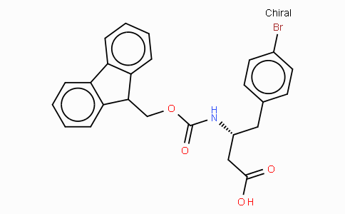 Fmoc-(R)-3-Amino-4-(4-bromo-phenyl)-butyric acid