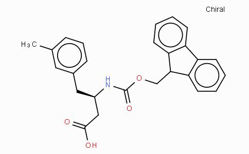Fmoc-(R)-3-Amino-4-(3-methyl-phenyl)-butyric acid
