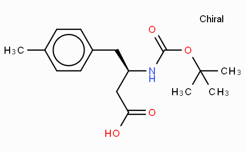 Boc-(R)-3-Amino-4-(4-methyl-phenyl)-butyric acid