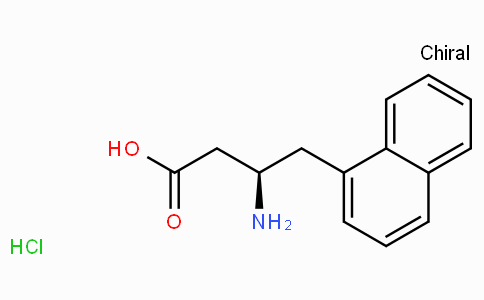(R)-3-Amino-4-(1-naphthyl)-butyric acid-HCl