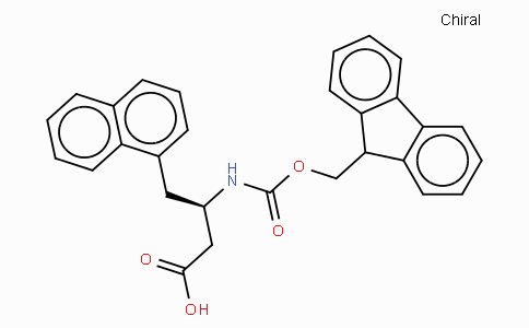 Fmoc-(R)-3-Amino-4-(1-naphthyl)-butyric acid