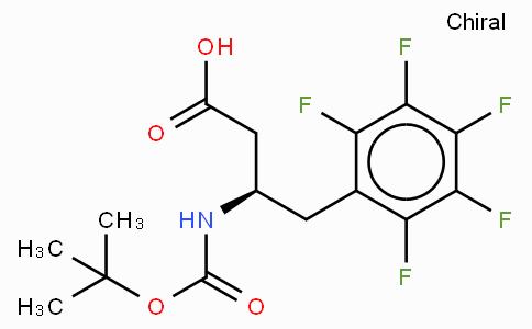 Boc-(R)-3-Amino-4-(pentafluoro-phenyl)-butyric acid