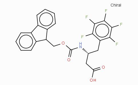 Fmoc-(R)-3-Amino-4-(pentafluoro-phenyl)-butyric acid