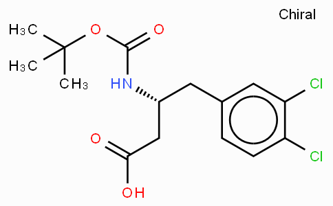 Boc-(R)-3-Amino-4-(3,4-dichloro-phenyl)-butyric acid