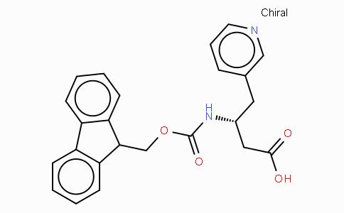 Fmoc-(R)-3-Amino-4-(3-pyridyl)-butyric acid
