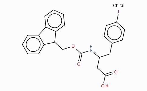 Fmoc-(R)-3-Amino-4-(4-iodo-phenyl)-butyric acid