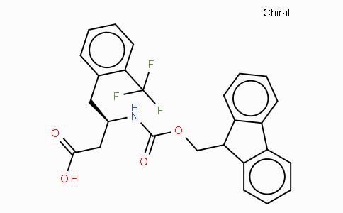 Fmoc-(R)-3-Amino-4-(2-trifluoromethyl-phenyl)-butyric acid