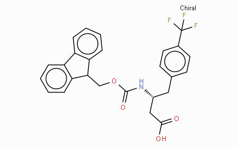 Fmoc-(R)-3-Amino-4-(4-trifluoromethyl-phenyl)-butyric acid