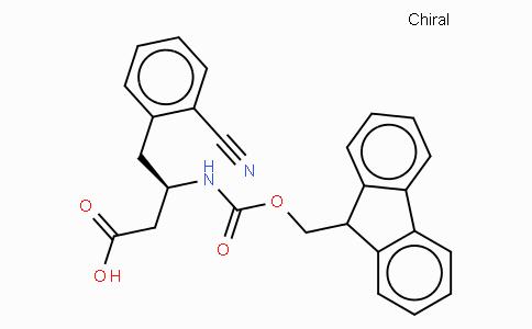 Fmoc-(R)-3-Amino-4-(2-cyano-phenyl)-butyric acid