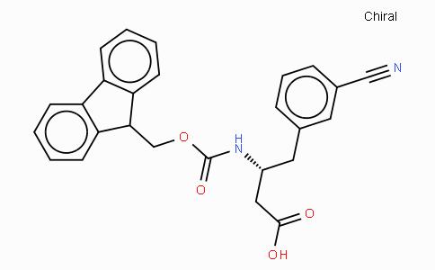 Fmoc-(R)-3-Amino-4-(3-cyano-phenyl)-butyric acid