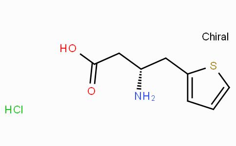 (R)-3-Amino-4-(2-thienyl)-butyric acid-HCl
