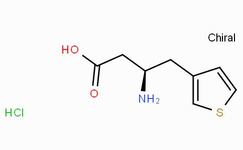 (R)-3-Amino-4-(3-thienyl)-butyric acid-HCl