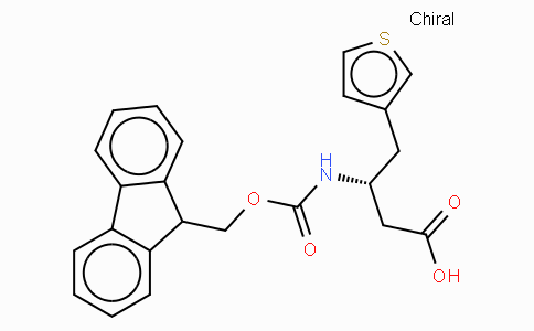 Fmoc-(R)-3-Amino-4-(3-thienyl)-butyric acid