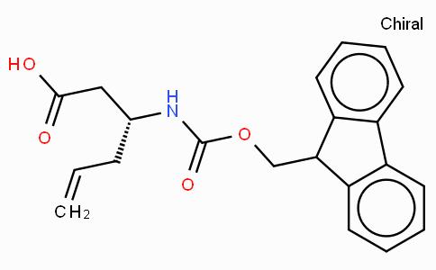 Fmoc-(R)-3-Amino-5-hexenoic acid