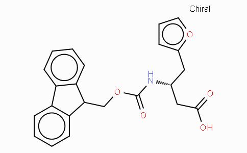 Fmoc-(R)-3-Amino-4-(2-furyl)-butyric acid