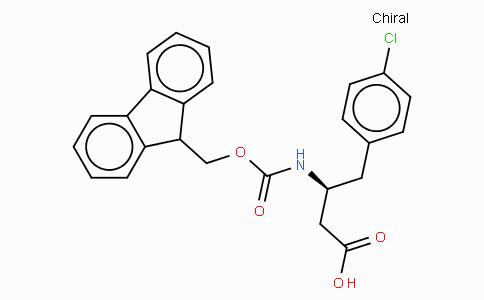 Fmoc-(S)-3-Amino-4-(4-chloro-phenyl)-butyric acid