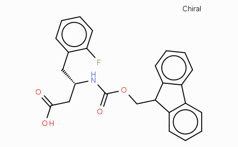 Fmoc-(S)-3-Amino-4-(2-fluoro-phenyl)-butyric acid