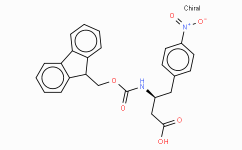 Fmoc-(S)-3-Amino-4-(4-nitro-phenyl)-butyric acid