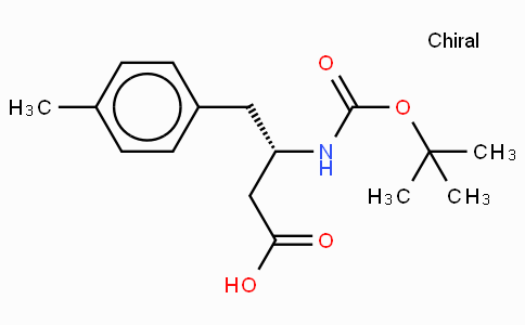 Boc-(S)-3-Amino-4-(4-methyl-phenyl)-butyric acid