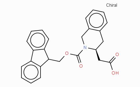 Fmoc-(S)-2-tetrahydroisoquinoline acetic acid