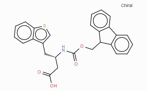 Fmoc-(S)-3-Amino-4-(3-benzothienyl)-butyric acid