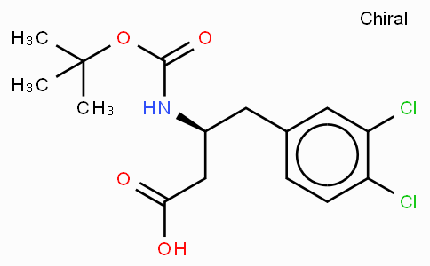 Boc-(S)-3-Amino-4-(3,4-dichloro-phenyl)-butyric acid