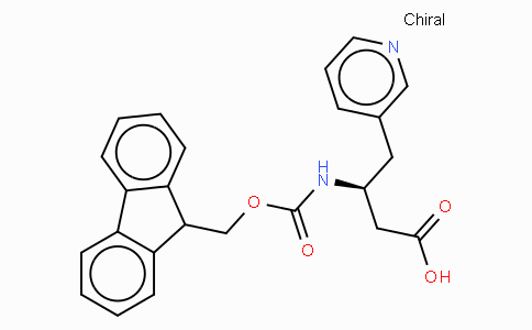 Fmoc-(S)-3-Amino-4-(3-pyridyl)-butyric acid