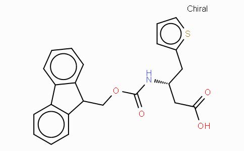 Fmoc-(S)-3-Amino-4-(2-thienyl)-butyric acid