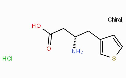 (S)-3-Amino-4-(3-thienyl)-butyric acid-HCl