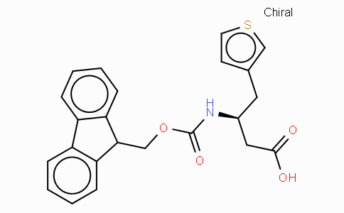 Fmoc-(S)-3-Amino-4-(3-thienyl)-butyric acid