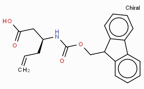 Fmoc-(S)-3-Amino-5-hexenoic acid