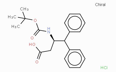 Boc-(S)-3-Amino-4,4-diphenyl-butyric acid