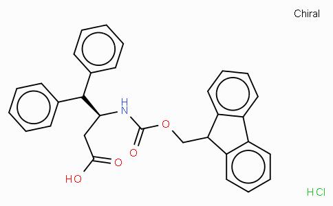 Fmoc-(S)-3-Amino-4,4-diphenyl-butyric acid