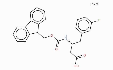 Fmoc-(R)-3-Amino-4-(3-fluoro-phenyl)-butyric acid