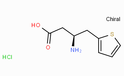(S)-3-Amino-4-(2-thienyl)-butyric acid-HCl