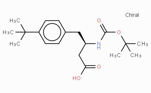 Boc-(R)-3-Amino-4-(4-tert-Butyl-phenyl)-butyric acid